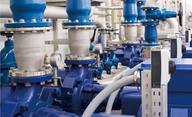 泵及阀门行业解决方案