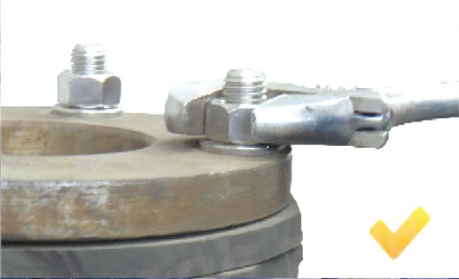 不锈钢紧固件锁死解决方案