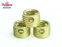碳钢三孔型 带孔和安全槽自攻镶嵌螺套01