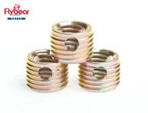 碳钢三孔型 带孔和安全槽自攻镶嵌螺套03