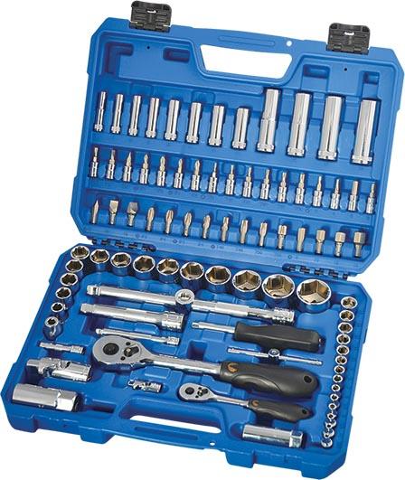 H01007 86件6.3x12.5MM系列公制套筒组套