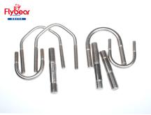 不锈钢U型螺栓,V型螺栓及双头螺栓