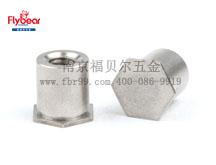 不锈钢盲孔压铆螺母柱FBR BSOS型