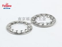 GB861.1-87 DIN6797J不锈钢内齿锁紧垫圈