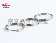 不锈钢304材质 五金配件 金属环 钢丝环 铁环 钢丝圈
