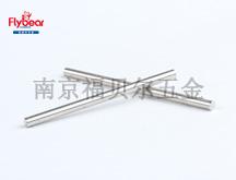 不锈钢316L材质定制圆柱销 GB119.1   实心销销轴 销