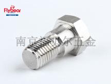 不锈钢304(A2-70)外六角塞打螺栓 定位螺栓