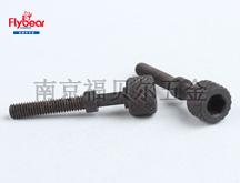 D10949 45#钢发黑按图定制调节螺栓