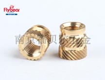 D10974 C3604铜材质按图定制螺母嵌件