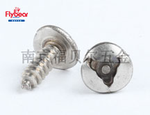 D10926不锈钢304材质按图定制防盗自攻螺钉