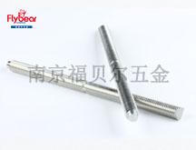 碳钢5.8级蓝白锌化学锚栓 膨胀锚栓 化学膨胀 膨胀螺栓