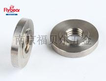 不锈钢303材质间隔圆螺母 间隔衬套 衬套螺母