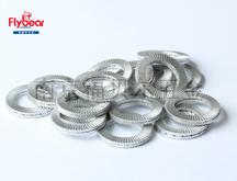 碳钢达克罗双碟自锁垫圈 锁紧垫圈 防松垫圈DIN25201