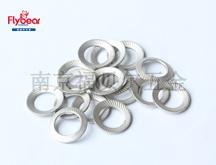 碳钢达克罗 蝶形弹簧垫圈蝶型弹簧垫圈 防松垫圈DIN6796
