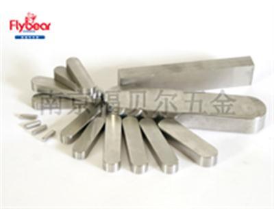 不锈钢304/316两头圆/两头方/一头圆一头方平键DIN6885/GB1096