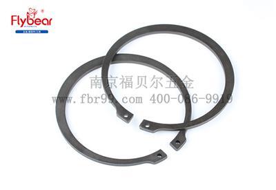 65Mn发黑轴用弹性挡圈(DIN471)